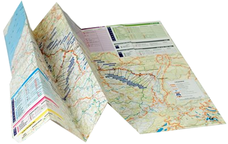 An old-school paper map will help if you can't Google yourself to safety.